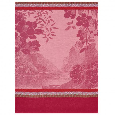Le Jacquard Francais Tea Towel, Voyages Along