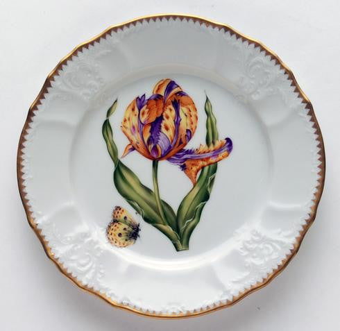 Anna Weatherley Tulips Salad, Purple/Orange