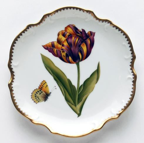 Anna Weatherley Tulips Bread and Butter, Red/Yellow