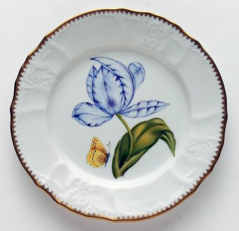 Anna Weatherley Tulips Salad, Green/Blue
