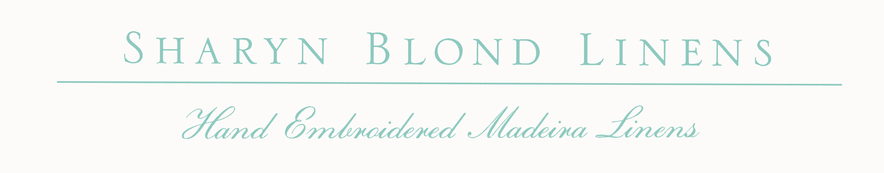 Sharyn Blond Linens