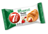 7 Days Soft Croissant with Strawberry and Vanilla, 75g
