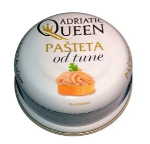 Adriatic Queen Tuna Pate, 3.35 oz (95g) - Parthenon Foods