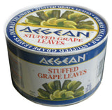 Stuffed Grape Leaves (aegean) 14oz (397g) - Parthenon Foods