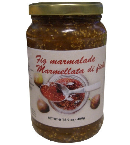 Fig Marmalade (Angel) 16.9 oz (480 g) - Parthenon Foods
