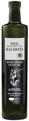 Kalamata Extra Virgin Olive Oil - P.D.O. (Angel) 500 ml - Parthenon Foods