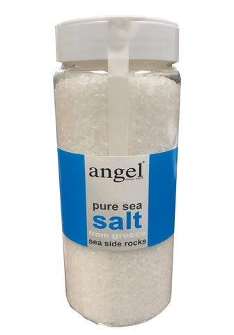 Angel Pure Sea Salt from Greece, 600g - Parthenon Foods