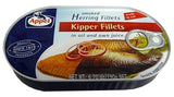 Smoked Herring Fillets (Appel) 6.7 oz (190g) - Parthenon Foods