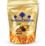 Choco Apricots (Arabian Delights) 3.53 oz (100g) - Parthenon Foods