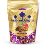 Choco Figs (Arabian Delights) 3.53 oz (100g) - Parthenon Foods