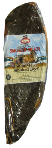 Smoked Beef, Suho Meso, approx. 1.5 lb - Parthenon Foods
