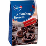 Gingerbread Pretzels, 8.8 oz (250g) - Parthenon Foods
