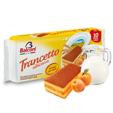 Trancetto Snack with Apricot Filling, 10pk 280g - Parthenon Foods