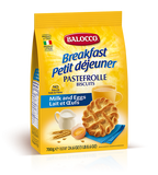 Pastefrolle Biscuits (Balocco) 700g (24.6 oz) - Parthenon Foods