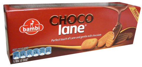 Choco Lane Biscuits (Bambi) 135g - Parthenon Foods