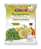 Barba Stathis Peas and Artichokes, 1200g - Parthenon Foods
