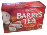 Barrys Tea Gold Blend, 250g, 80 Tea Bags - Parthenon Foods
