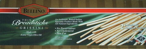 Bread Sticks - Torino, (Bellino) 4.4 oz - Parthenon Foods
