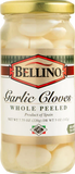 Garlic Cloves, Whole Peeled (Bellino) 7.75 oz - Parthenon Foods
