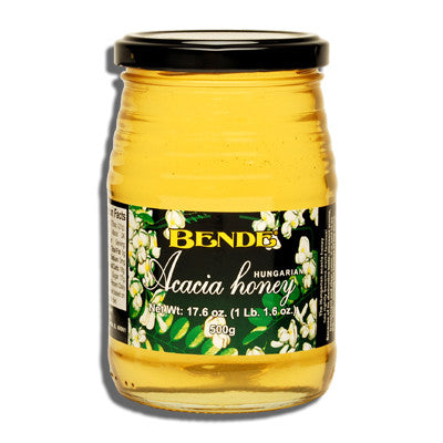 Acacia Honey (Bende) 500g - Parthenon Foods
