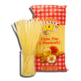Extra Fine Egg Noodles (bende) 8oz (250g) - Parthenon Foods