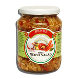 Mixed Salad, Hot, (Bende) 670g - Parthenon Foods
