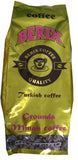 BERIX Ground Coffee, 16oz (1lb) - Parthenon Foods