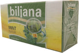 Mint Tea, Nana (Biljana)  20 filter bags, 30g - Parthenon Foods