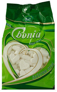 Sugar Cubes Heart Shaped, 800g - Parthenon Foods  - 1