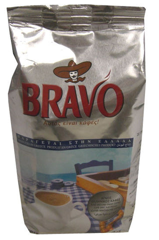 Greek Ground Coffee (bravo) 8oz - Parthenon Foods