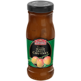 Mango Chutney, Major Grey's, (Crosse & Blackwell) 9 oz (255g) - Parthenon Foods