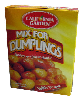 Dumplings Mix with Yeast (CaliGard) 17oz (500g) - Parthenon Foods