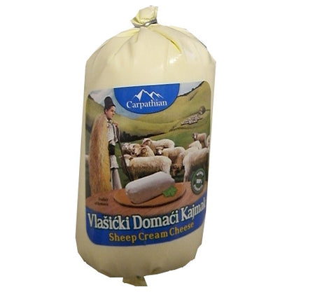 Kajmak Vlasicki Domaci - Blue Label, approx. 1lb - Parthenon Foods  - 1