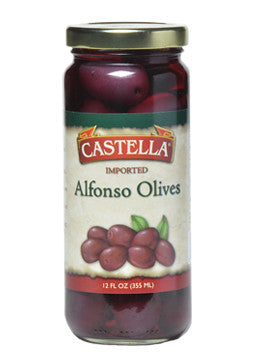 Alfonso Olives (castella) 12 oz - Parthenon Foods
