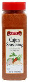 Cajun Seasoning (Castella) 10oz - Parthenon Foods