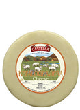 Kefalograviera Cheese, approx. 22 lb Wheel - Parthenon Foods