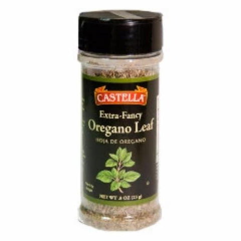 Oregano Leaf Extra-Fancy (Castella) 0.8 oz (23g) - Parthenon Foods