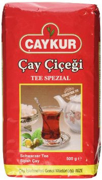 Black Tea - Cay Cicegi - Loose 500g - Parthenon Foods