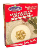 Rice Cereal Mahalabia (Cedar) 14oz (400g) - Parthenon Foods