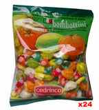 Bombottini Citrus Candies (cedrinca) CASE (24 x 150g) - Parthenon Foods