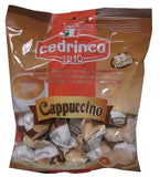 Cappuccino Filled Candies (Cedrinca) 4.25 oz (125g) - Parthenon Foods