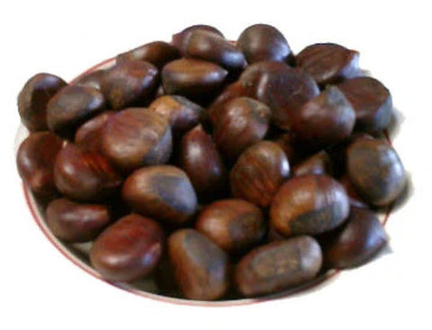Chestnuts, Fresh, approx. 1lb - Parthenon Foods