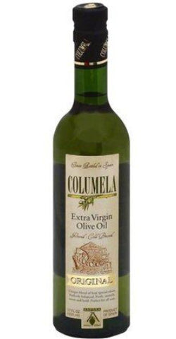 Columela Extra Virgin Olive Oil, 17 oz (500 ml) - Parthenon Foods