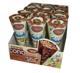 Cono Snack Hazelnut Cream (Messori) CASE (12 x 0.9 oz) - Parthenon Foods
