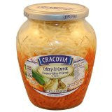 Celery and Carrot Salad (cracovia) 650g - Parthenon Foods