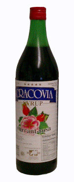Rosehip Syrup (Cracovia) 34 fl.oz - Parthenon Foods