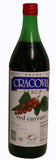 Red Currant Syrup (Cracovia) 34fl.oz - Parthenon Foods