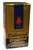 Dallmayr Prodomo Gourmet Coffee, 17.6oz (500g) - Parthenon Foods