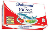 Mackerel Salad Picnic with White Beans, 125g (Delamaris) Or Marco Polo - Parthenon Foods