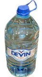 Devin Natural Mineral Water, 6L - Parthenon Foods